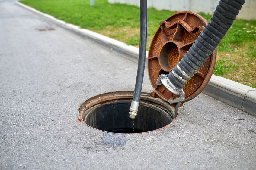 Entretien de conduites d'eau et d'égout